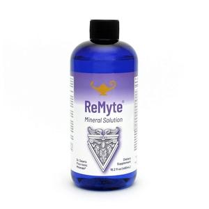 ReMyte - Soluzione minerale | Soluzione multiminerale pico-ionica della Dr. Dean - 480ml
