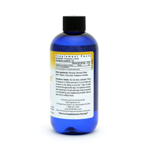 Pico Potassium - Soluzione di potassio | Potassio liquido pico-ionico della Dr. Dean - 240ml
