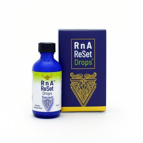 RnA ReSet Drops - Estratto d'orzo