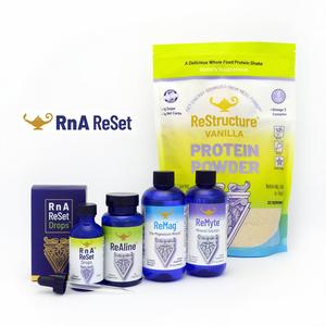 Dr. Dean's Total Body ReSet ReBoot - Nutrizione perfetta per il corpo