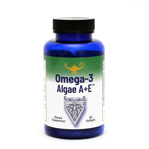 Omega 3 Algae A+E™ - Acidi grassi Omega-3 vegani da alghe con vitamina A+E