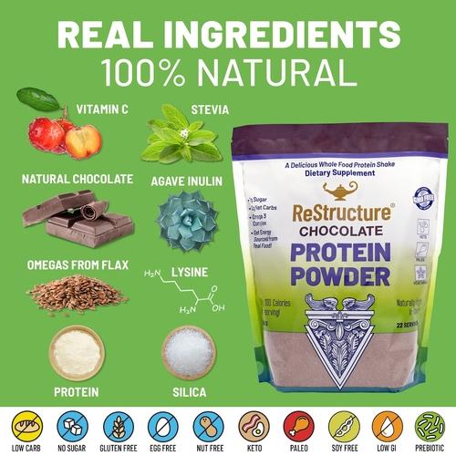 ReStructure - Proteine in polvere - Cioccolato