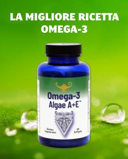 La migliore ricetta Omega-3