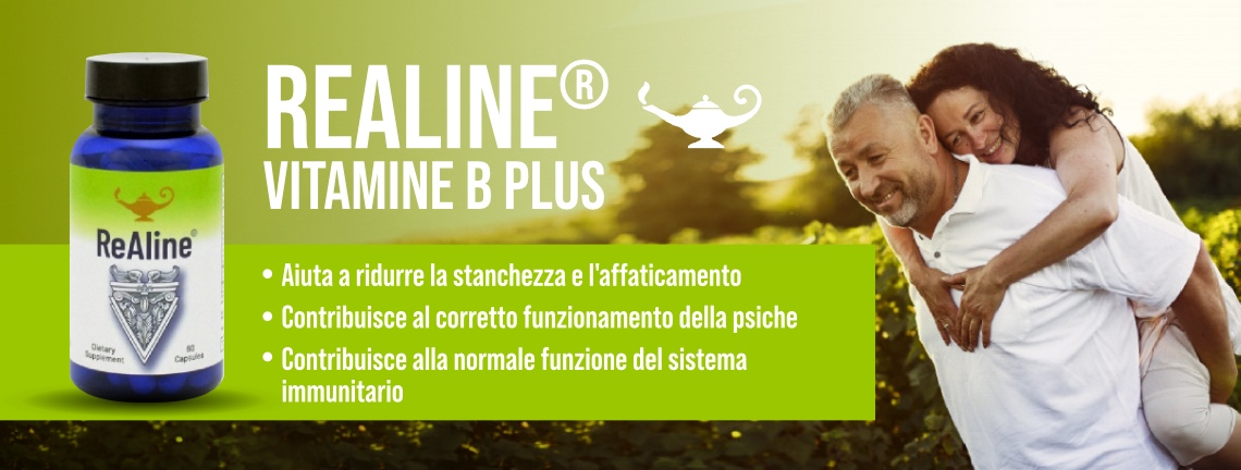 ReAline - Vitamine B Plus